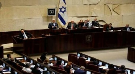 Israeli Parliament Fear From Establishment of Palestinian State
