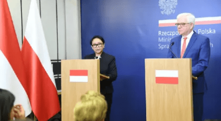 Polish FM Calls Indonesia the Most Important Partner in ASEAN