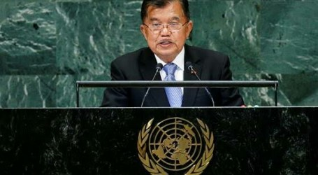 At UNGA, Indonesia Supports Sea-Based Climate