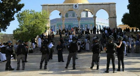 Islamic Movement Calls on Palestinians to Guards Al-Aqsa