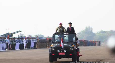 President Jokowi: Four New Military Bases to Be Built