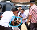 An Indonesian Minister Stabbed by Unknown Person
