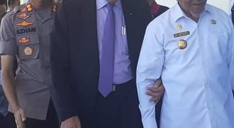 Palestinian Ambassador to Indonesia Visits Ternate North Maluku