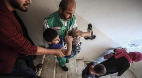 Indonesian Hospital Takes Care Victims of Israeli Attacks