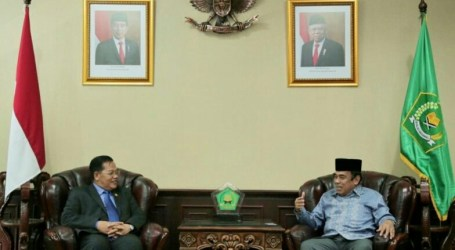 Indonesia-Cambodia Explores Cooperation in Islamic Education