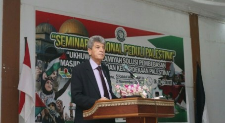 Palestinian Issue Becomes Main Responsibility for Muslim: Ambassador
