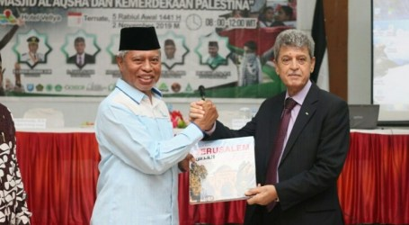 Palestinian Ambassador Appreciates Support of All Indonesians