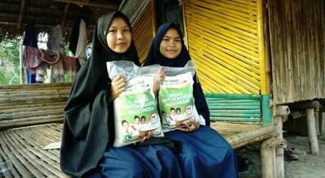 """BERISI"" Helps Santri in West Lombok"