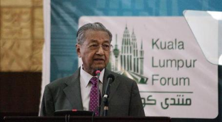 Mahathir Sends Resignation Letter to King of Malaysia