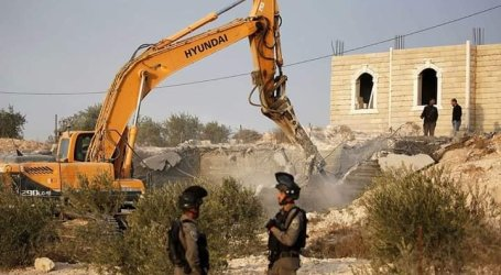 OCHA: Israel Demolished, Seized 617 Palestinian Structures in 2019
