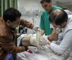 Israeli Forces Shot Five Palestinian Workers