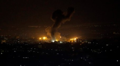 Gaza-Israel Launch Air Attacks Each Other Off