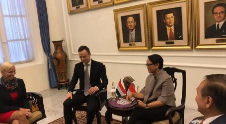 Hungary Continues Investment in Clean Water Treatment in Indonesia