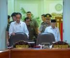 President Jokowi Talks Preparations for FIFA U-20 World Cup