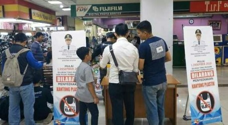 Ban on Using Plastic Bags at Shopping Centers in Bogor Inspires Other Regions