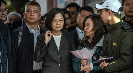 Tsai Ing-Wen Re-elected As President of Taiwan