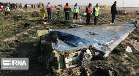 Foreign Minister: Ukraine-Iran Full Cooperation in Investigation of Airplane Crash