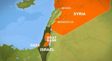 Israeli Attacks Syrian Military Airbase