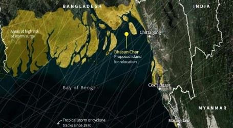 Bangladesh to Relocate Rohingya Refugees to An Island