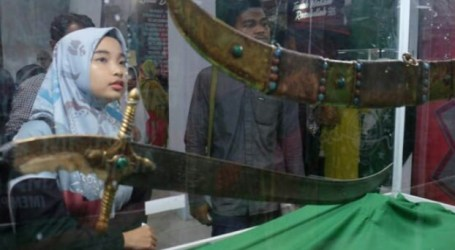 Propeth Muhammad Artifact Exhibition Expected to Develop Halal Tourism in Banten