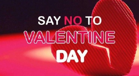In Aceh, Celebrating Valentine's Day Banned