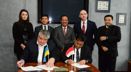 Indonesia-Ukraine Cooperates in Arms Production