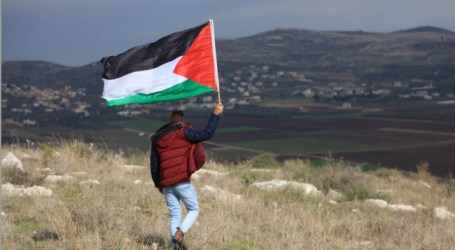 "Palestinian Foreign Ministry Condemns Israeli Plans to Build ""Sovereignity Road"""