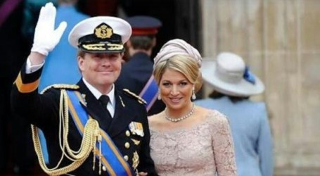 King Willem-Alexander and Queen Maxima to Visit Indonesia