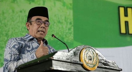 Minister Invites Santri to Contribute in Reducing Islamophobia in the World