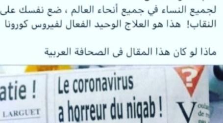 Judged to Prevent Corona, French Media Praise Islamic Sharia: Shamsi Ali