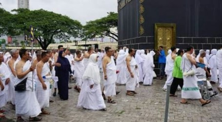 Ministry of Religion Nunukan Holds Hajj Rituals Online