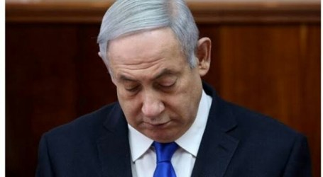 He Blockades Gaza, Now Netanyahu Quarantined