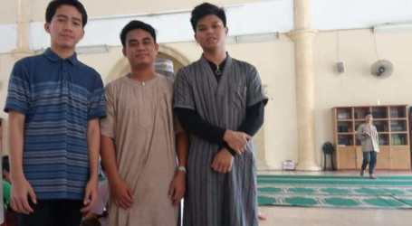 Three Filipino Youths Study at Al-Fatah Islamic Boarding School, Cileungsi