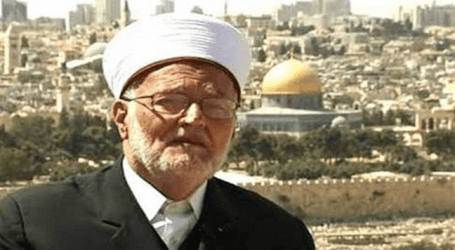We Won't Leave Al-Aqsa Empty: Shaykh Sabri
