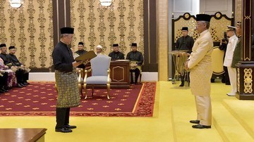 Muhyiddin Yassin Officially Becomes the 8th Prime Minister of Malaysia