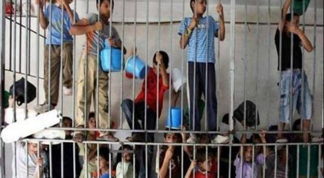 International Rights Group Urges Israel to Release Palestinian Prisoners
