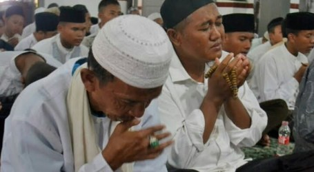 Indonesia Hold Online Dhikr National Welcoming Ramadan