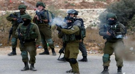 Israeli Forces Attack Participants of Peaceful Action in West Bank