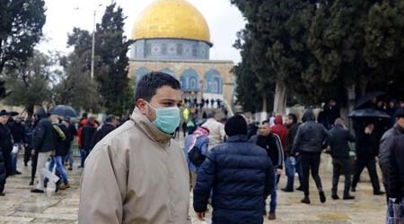 Palestine Open Mosques and Churches on Tuesday