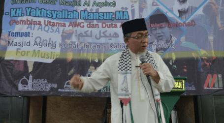 Muslims Must Be Optimistic: Imaam Yakhsyallah