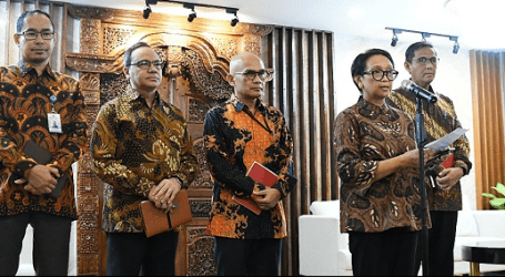 Indonesian Govt Prepares the Return of its Citizens