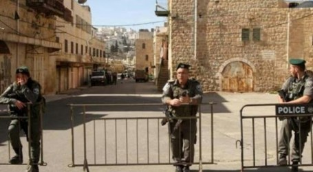 Israeli Forces Prevent Muslims from Entering Masjid Ibrahim