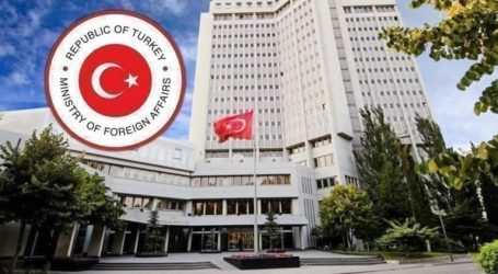 Turkey Strongly Condemns Expansion of Israeli Settlements in the West Bank