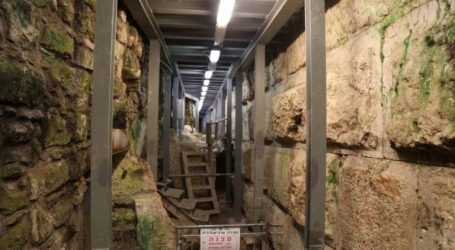 Extremist Jews Dig New Tunnel under Al-Buraq Wall