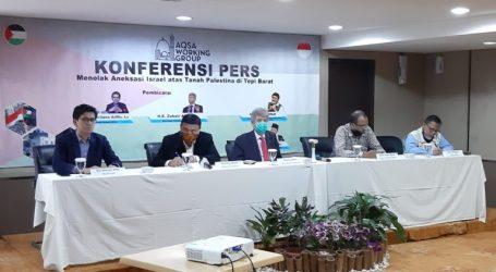Al Shun Appreciates Indonesian Steps Rejecting Israeli Annexation Plan
