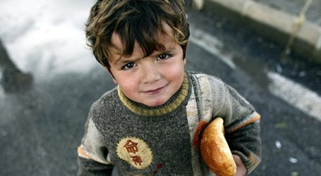 About One Million Palestinian Refugees Experience Food Shortages