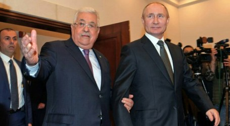 Palestinians Only Choose Russia to Mediate Talks with Israel