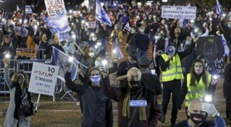 Thousands of Israelis Protest Against Annexation