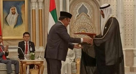 Indonesia-UAE Follow Up on Religious Cooperation
