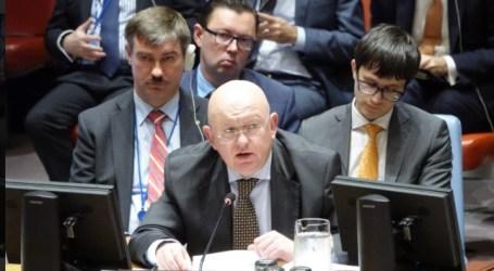 Russia's UN Ambassador Says Israeli Annexation Worsens Situation in the Region